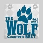 96.1 and 102.1 The Wolf, KWFI-FM Live